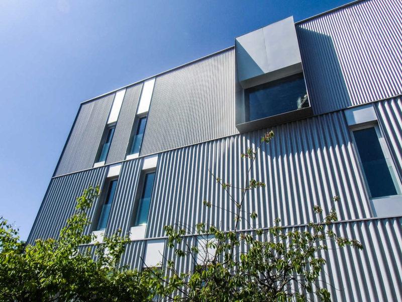 CERN Ginebra Oficinas obra nueva edificio 3862 vista