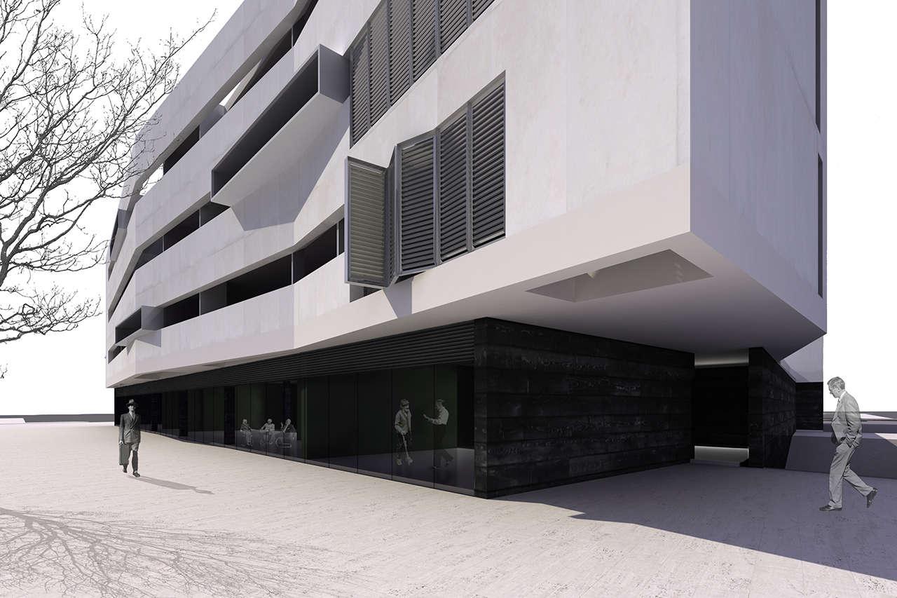 Render 1 ES Molinar Mallorca vivienda protegida VPO concurso