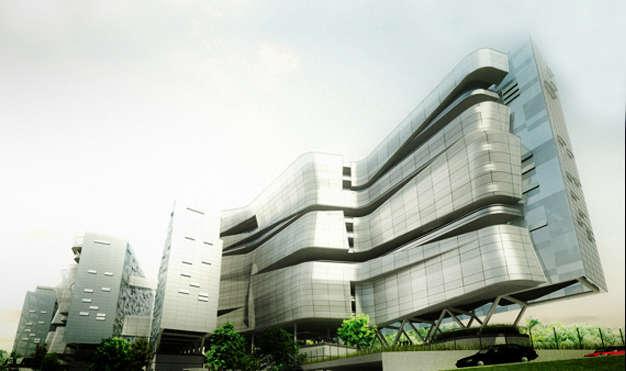 Render 1 Utec Lima Perú Universidad proyecto arquitectura