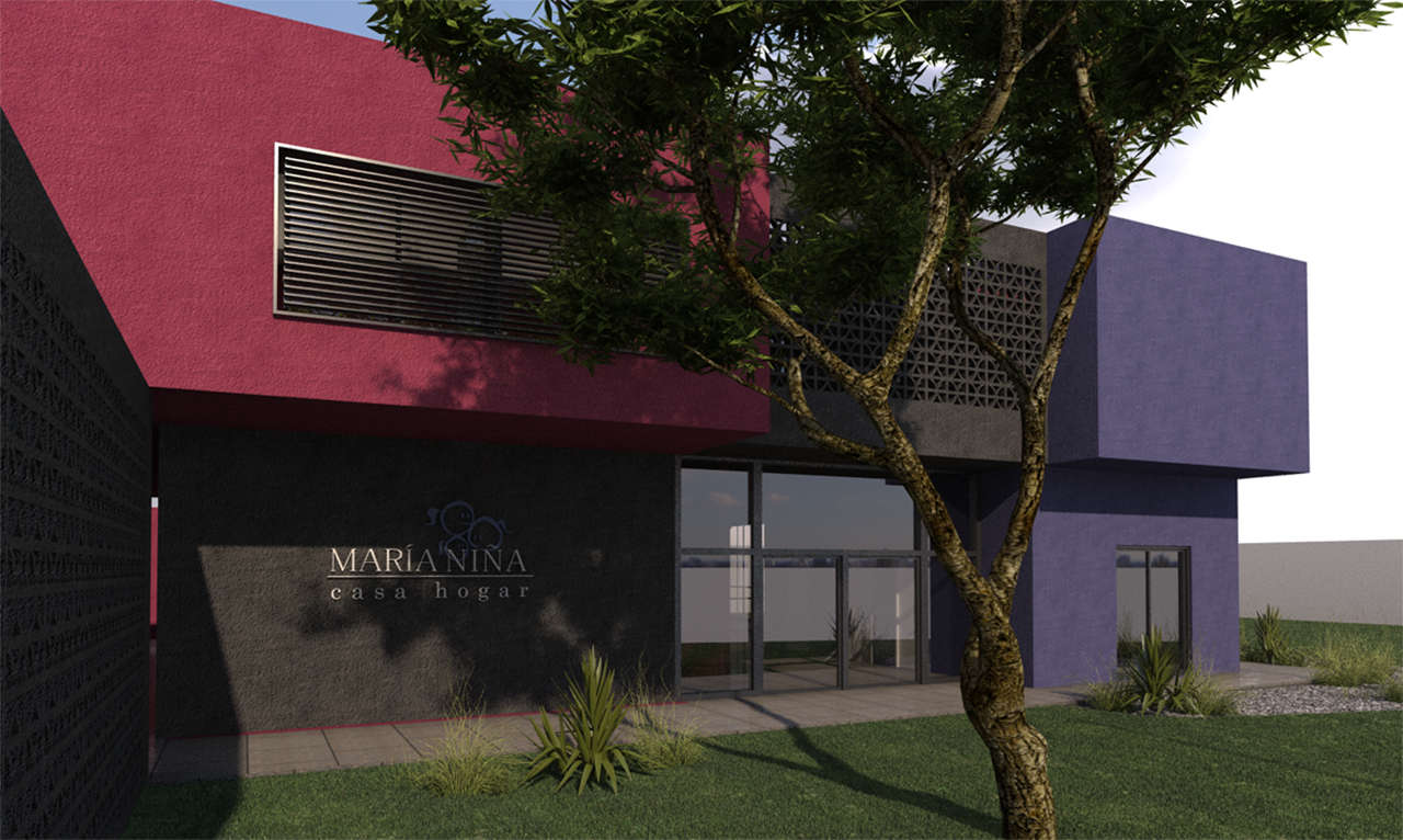 CHMN México Ciudad de Juárez proyecto arquitectura fachada