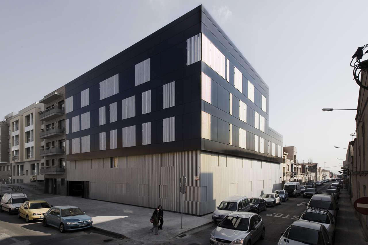 Edificio de viviendas en Sabadell obra nueva edificio