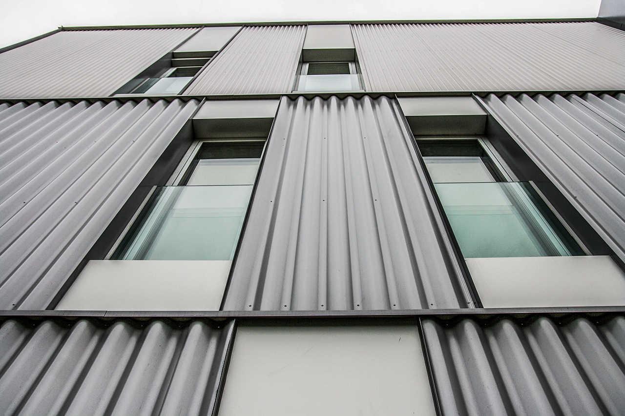 CERN Ginebra Oficinas obra nueva edificio 3862 ventanas