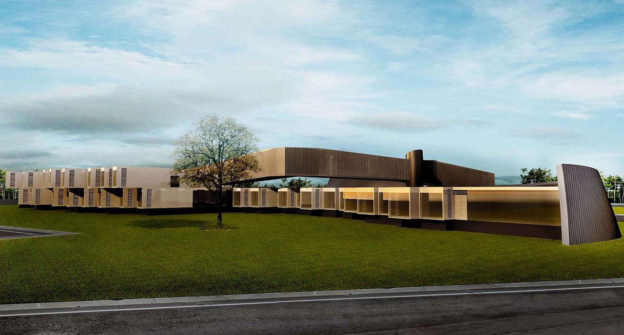 CERN Ginebra Oficinas proyecto arquitectura 936 render 4