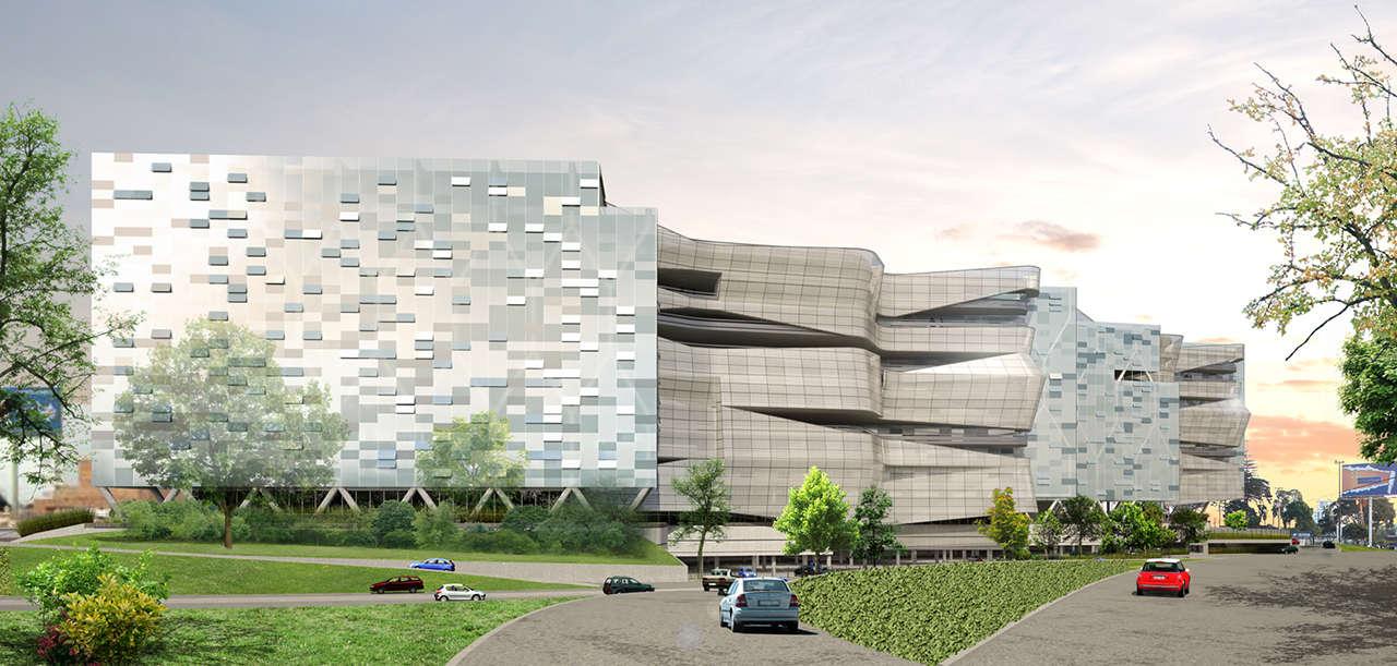 UTEC Lima Perú Universidad proyecto arquitectura fachada