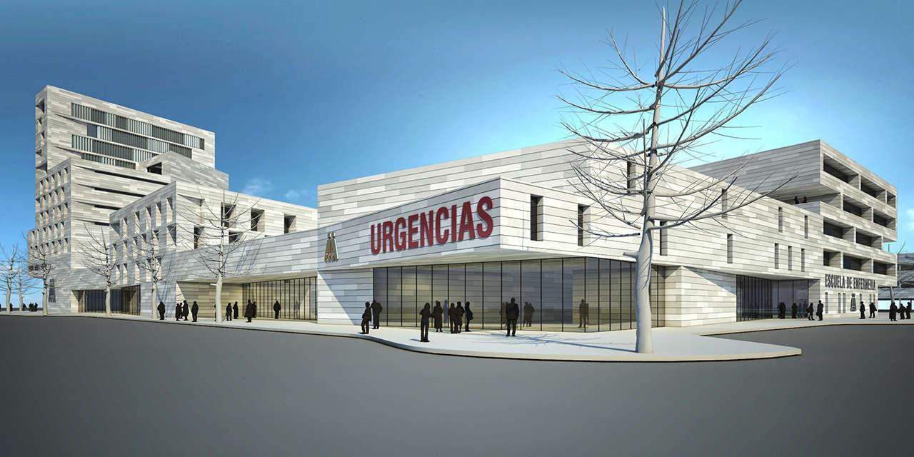 FEMAP Ciudad hospitalaria Ciudad de Juárez México exterior1