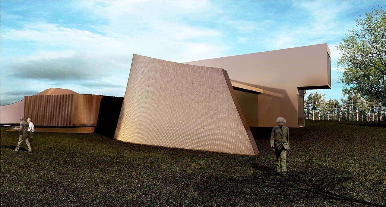 CERN Ginebra Oficinas proyecto arquitectura 936 render 3