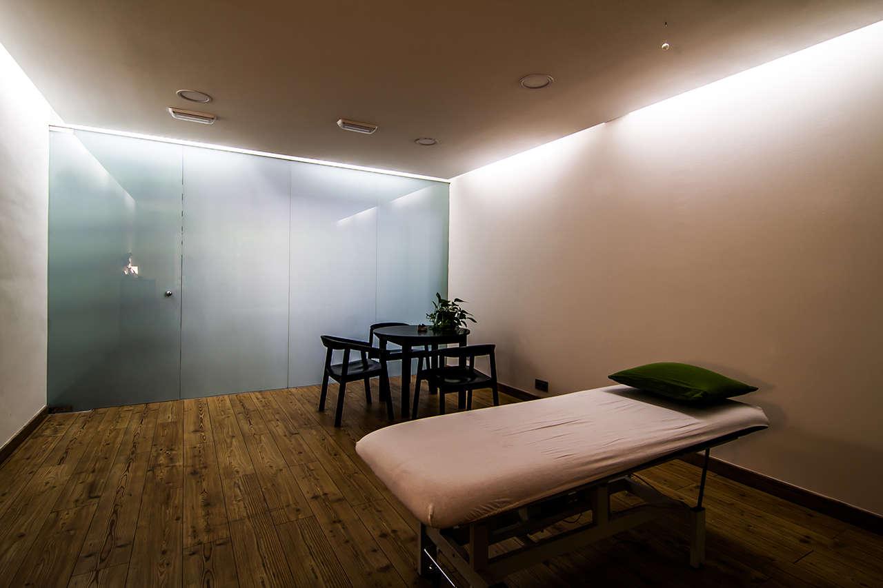 Sala 2 Espacio Arká reforma interiorismo Barcelona
