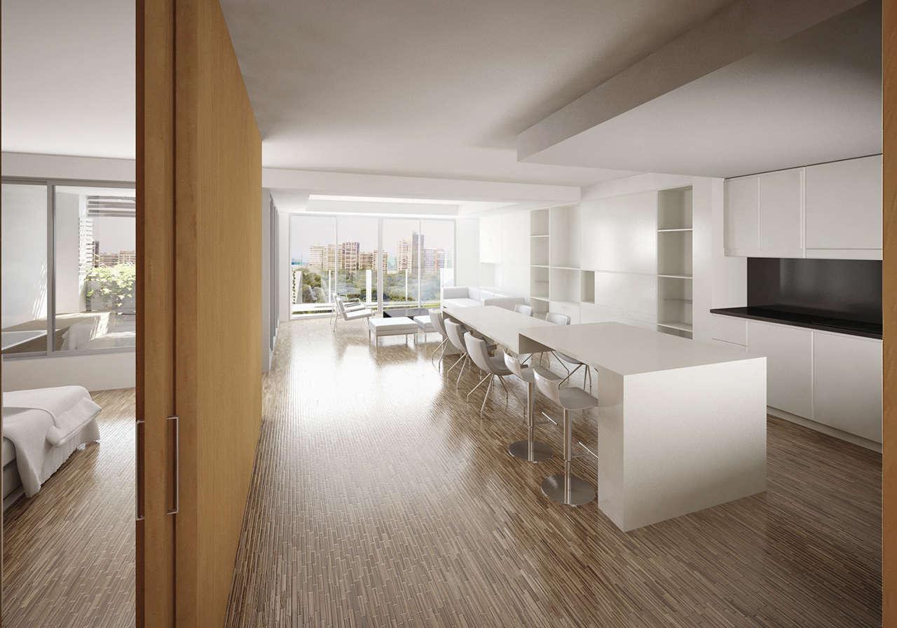 Loft boutique Lima Perú concurso vivienda arquitectura interior 4