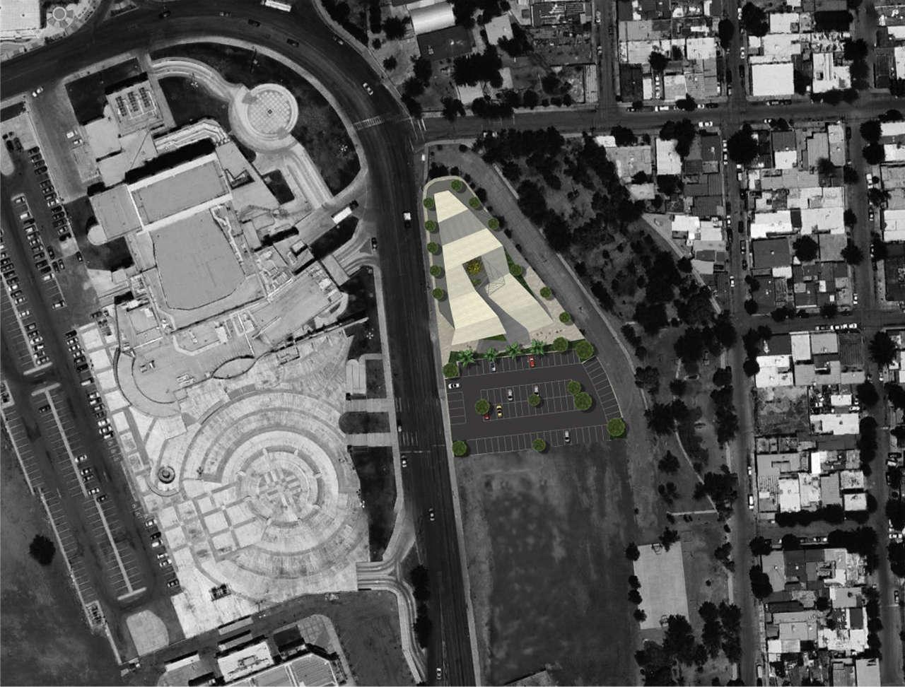 FECHAC México Ciudad de Juárez proyecto arquitectura planimetria