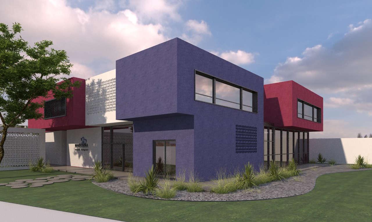 CHMN México Ciudad de Juárez proyecto arquitectura vista 1