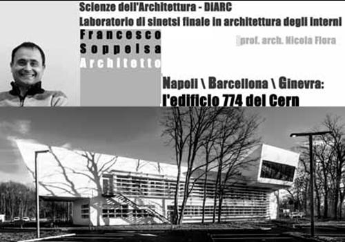Conferenza Università Napoli Federico II Edificio CERN 774