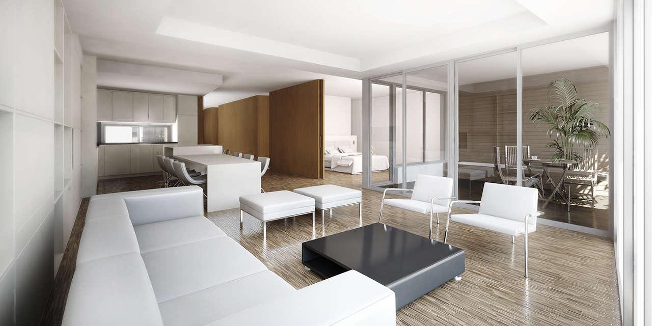 Loft boutique Lima Perú concurso vivienda arquitectura interior 3