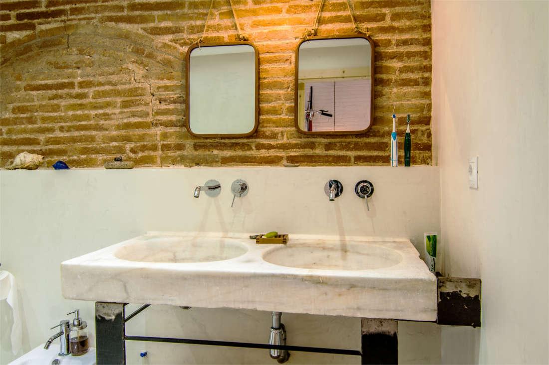Reforma vivienda surfer apartment baño