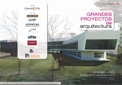 Grupo Via Grandes Proyectos de Arquitectura CERN 774 2
