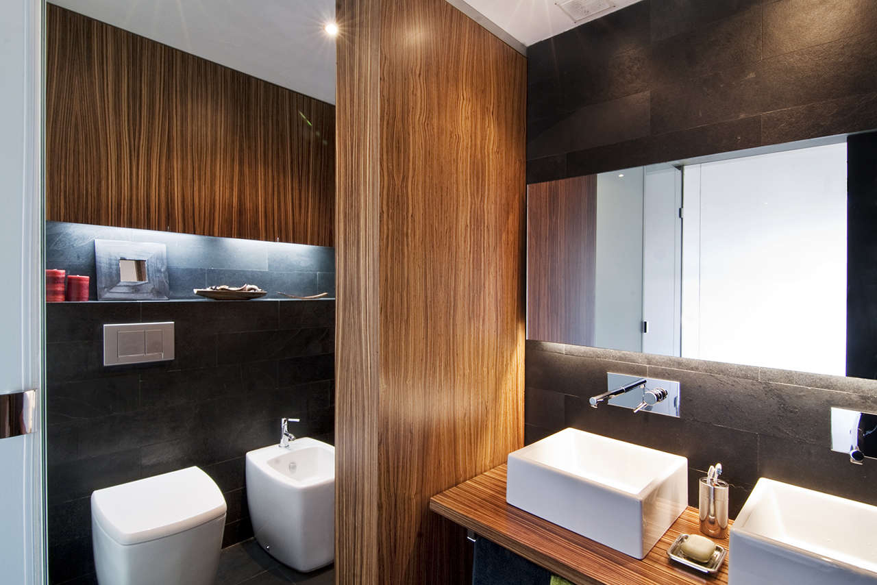 Reforma vivienda en el Poblenou Barcelona baño 2