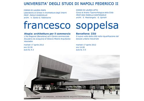 Conferenza Univesitá Napoli Federico II centri commerciali 2