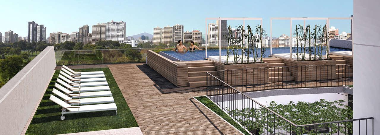 Loft boutique Lima Perú concurso vivienda arquitectura terrazza
