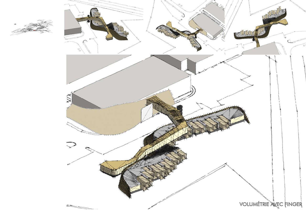 CERN Ginebra Oficinas proyecto arquitectura 936 esquema 1